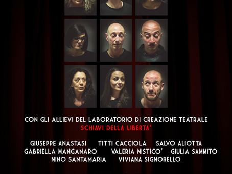"""Lelio Naccari e lo spettacolo """"Fuori di me"""""""