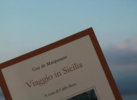 La Sicilia è il puntino sulla i dell'Italia    (F.M. Hessemer)