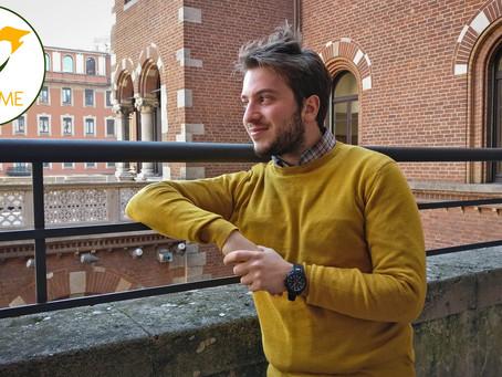 """""""Credevo che Milano fosse una città grigia. Ho cambiato idea."""""""