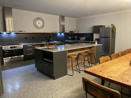 The Kitchen in the Alexander Centre