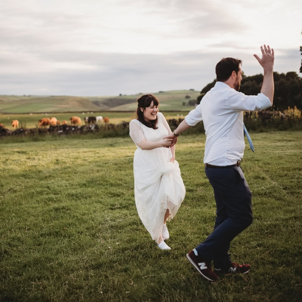 Ciara and Darren - Eyam Hall and Marquee Wedding