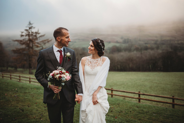 Peak District Wedding Photographer