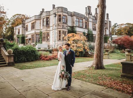 Emma and Mitch - Peak District Wedding