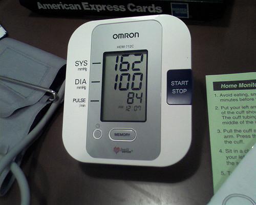 Indonesia 'Functional Medicine' Doctor: Tekanan Darah Tinggi (Image Credit: www.flickr.com/evilrobot6)