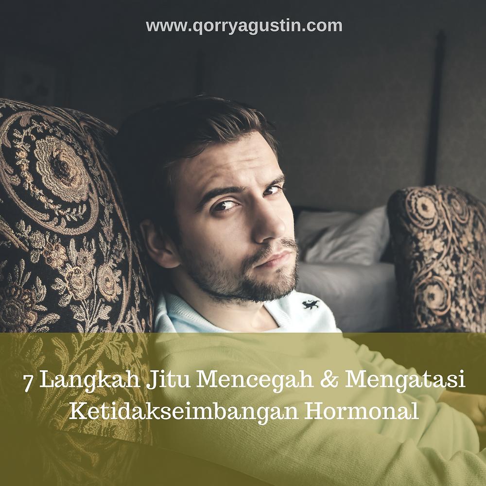 Kedokteran Fungsional (Functional Medicine) Indonesia   7 Langkah Jitu Mencegah & Mengatasi Ketidakseimbangan Hormonal