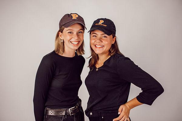 Picture of Oliwia Morska and Ella Morgan