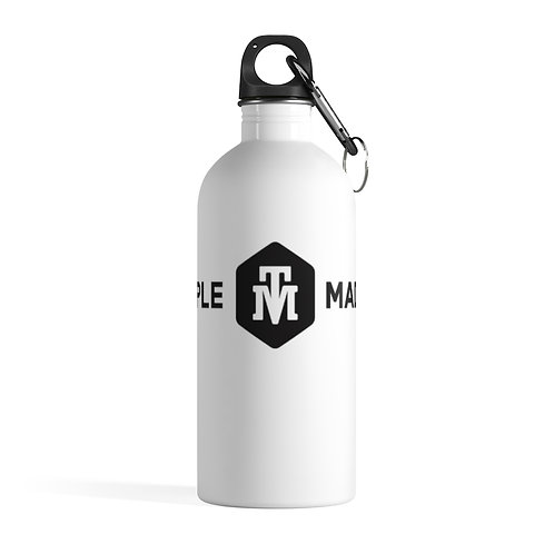 TMF Stainless Steel Water Bottle
