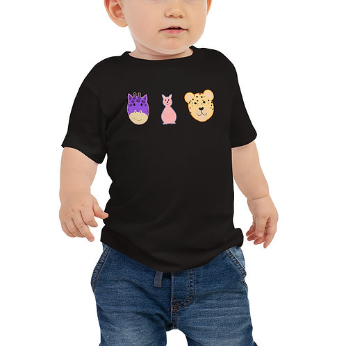 Animal Kingdom Toddler Tee