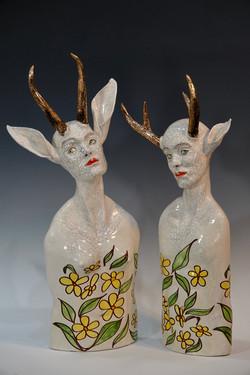 Deer and Gazel