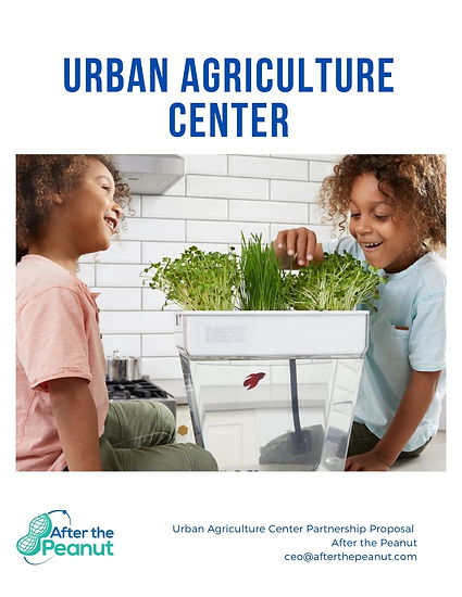 Urban Agriculture Center Proposal for Am