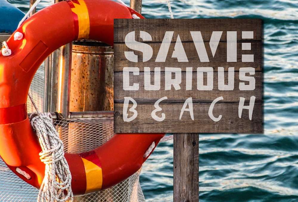 Save Curious Beach