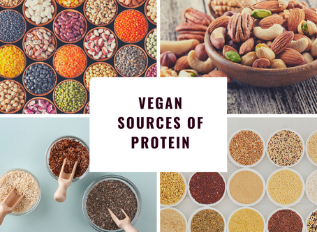 Vegetarian/vegan? Are you getting enough protein?