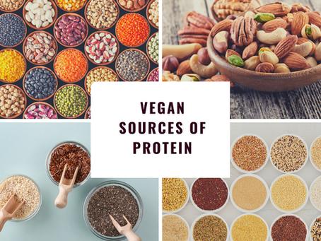 Vegetarian/vegan? Are you getting enough protein?