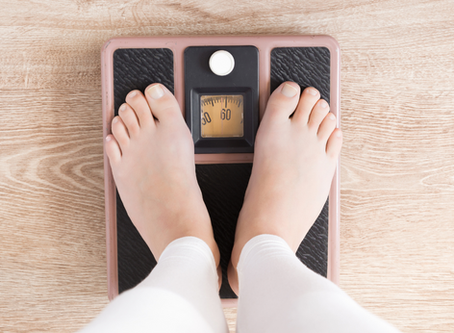 Why the scale shouldn't be your only indicator of health