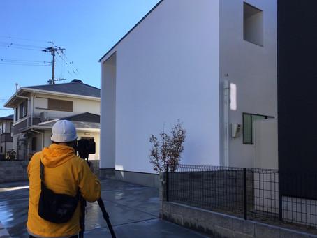 「梅田町の家」竣工写真撮影