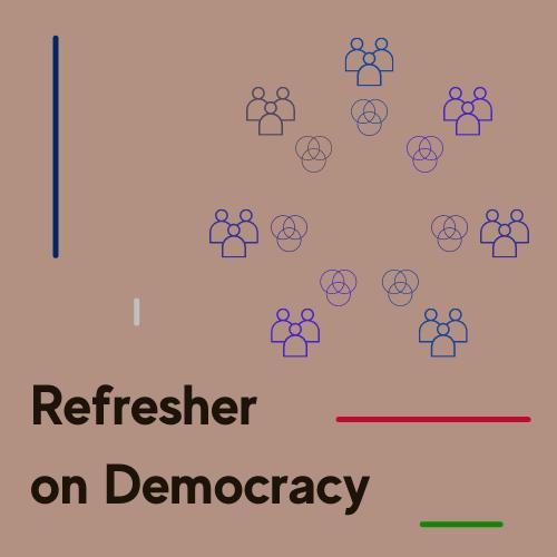 Refresher on Democracy