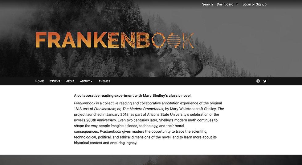 Frankenbook