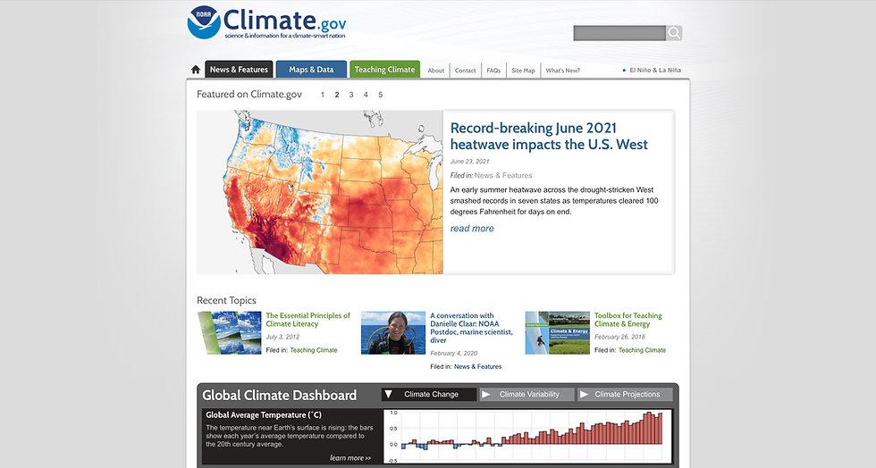 NOAA Climate.gov