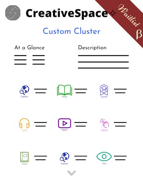 Custom Cluster