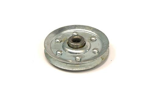 "Pulley 3"" Zinc Plated Steel"