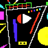 Wassily Kandinsky  Le Rond rouge.png