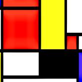 Mondrians Composition II.png