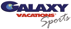 Logotipo Galaxy Vacations Sports