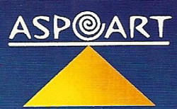 logomarca aspoart colorida