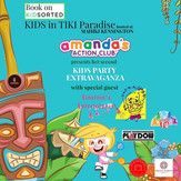 Kids Party Extravaganza @ Mahiki Kensington