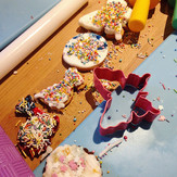 Magical Biscuit Decorating Class @ LNS Community, Bluebell Cottage