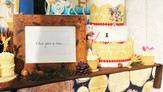 The National Wedding Show 2017: Once upon a time...there was a bee...