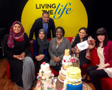 Penny the Bee @ Living the Life on Islam Channel