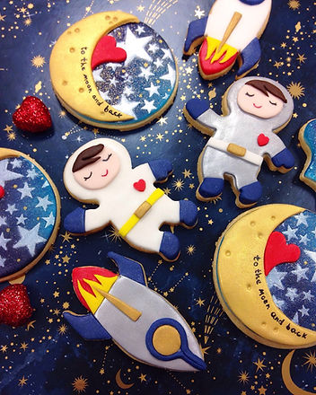 To the moon and back biscuits