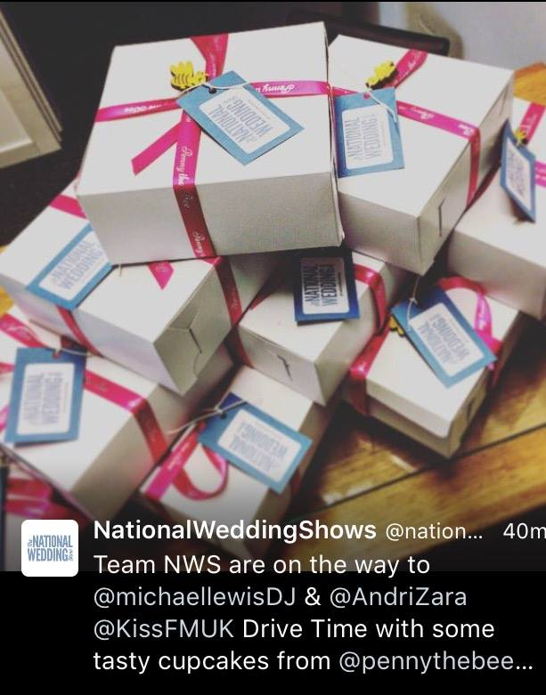 The National Wedding Show Twitter