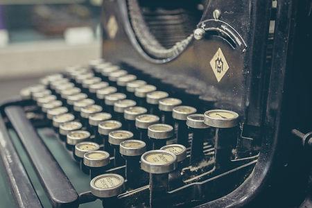 tastiera Vintage