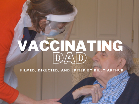 'Vaccinating Dad' documentary takes nation by storm