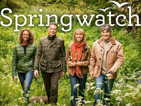 BBC Springwatch social campaign makes waves