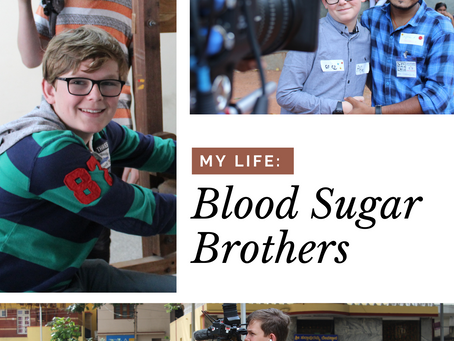 My Life: Blood Sugar Brothers releases to critical acclaim
