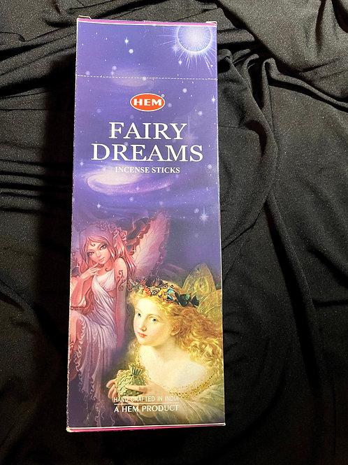 Fairy DreamsHEM Incense Sticks
