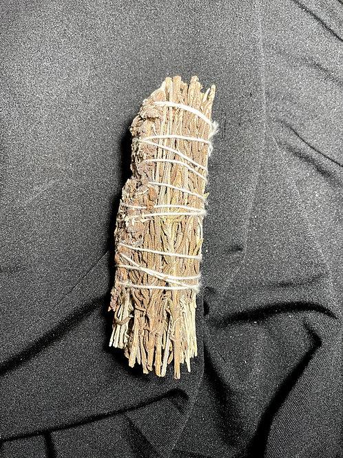 Blue Sage & Lavender Smudge Stick 3-4 inch