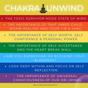 Chakra Unwind