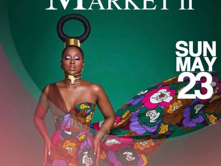 Come Vibe with us at the Melanin Market II