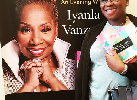 Acts of Faith Tour with Iyanla Vanzant