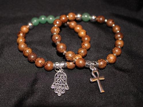 Peaceful Bracelet Set