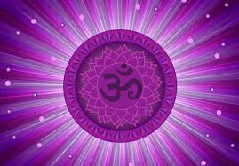 Crown yourself.....Violet/Purple Chakra