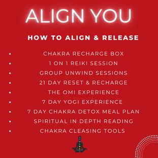 Chakra Align