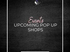 SOCIALS/POP UP EVENTS