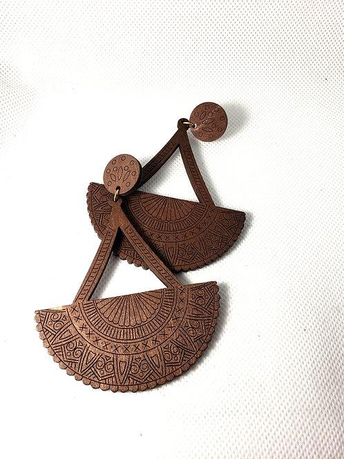 Brown Tribal