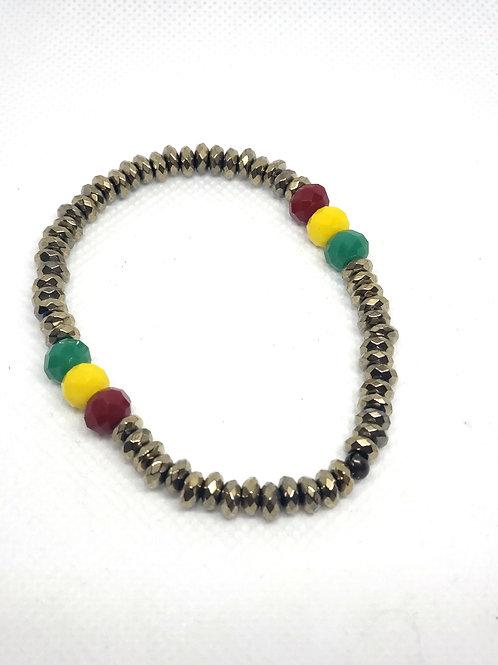 Caribbean Girl Gem Bracelet