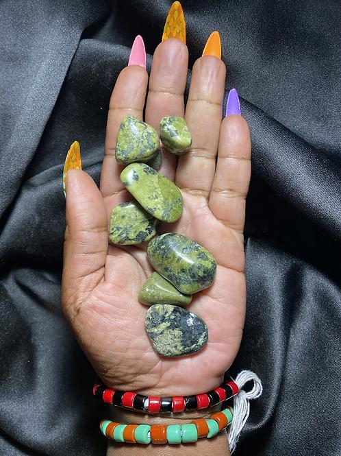 Nephrite Green Jade